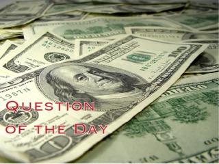 Benjamins Question (2)