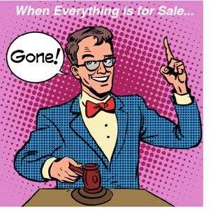 When Everything is for Sale (1)