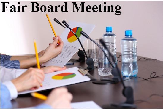 Fair Board Meeting (1)