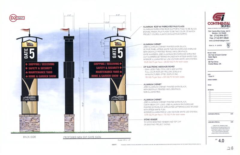 Freestanding Signage